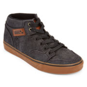 Vans® Brooklyn Mens Mid Skate Shoes