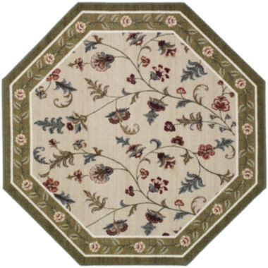 jcpenney.com | Flower Patch Washable Octagonal Rug