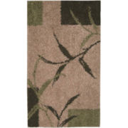 Zen Washable Rectangular Rug