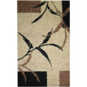 Zen Washable Rectangular Rug