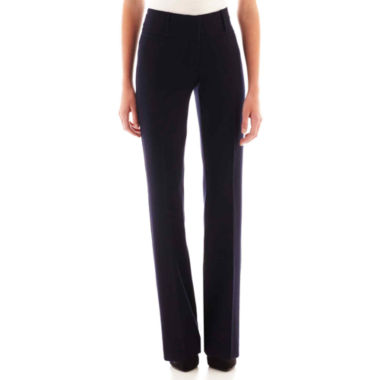 jcpenney.com | Hollywould Perfect-Fit Waistband Trouser Pants