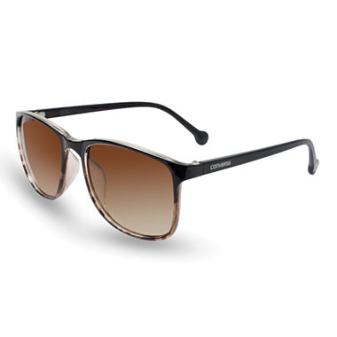 jcpenneycom converse chuck taylor oversized square frame sunglasses