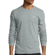 Nike® Long-Sleeve Tee