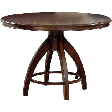 "jcpenney.com | Nottingham 53"" Round Dining Table"