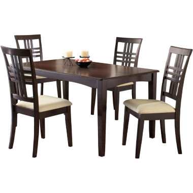 jcpenney.com | Tiburon 5-pc. Dining Table Set