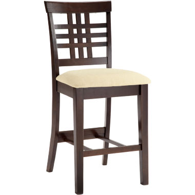 jcpenney.com | Tiburon Set of 2 Counter-Height Barstools