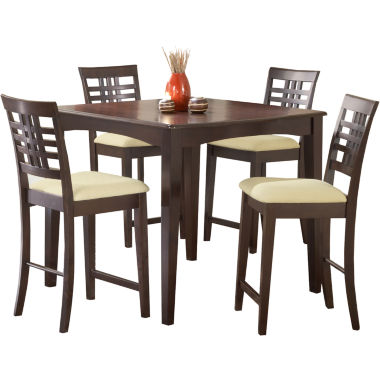 jcpenney.com | Tiburon 5-pc. Counter-Height Dining Table Set