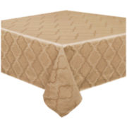 Marquis by Waterford® Quatrefoil Tablecloth