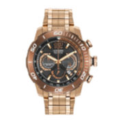 Citizen® Eco-Drive™ Primo Stingray Mens Rose-Tone Chronograph Watch CA4086-56E
