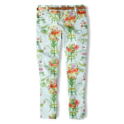 Baker by Ted Baker Belted Floral Pants - Girls 6-14
