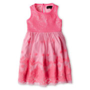 Disorderly Kids® Sequin-Bodice Dress - Girls 12m-6y