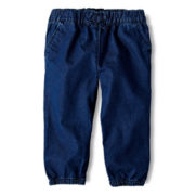 Joe Fresh™ Denim Pants - Girls 3m-24m