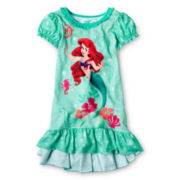 Disney Ariel Nightgown - Girls 2-10