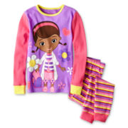Disney Doc McStuffins 2-pc. Pajamas - Girls 2-10