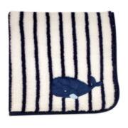 Nautica Whale of a Tale Blanket