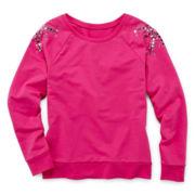 Total Girl® Sweatshirt - Girls 6-16 and Plus