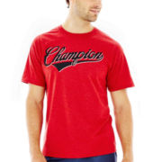Champion® Powerblend Graphic Tee