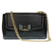 Lulu by Lulu Guinness® Stringed Around Flap Shoulder Bag