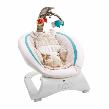 jcpenney.com | Fisher Price Deluxe Bouncer Soothing Savanna