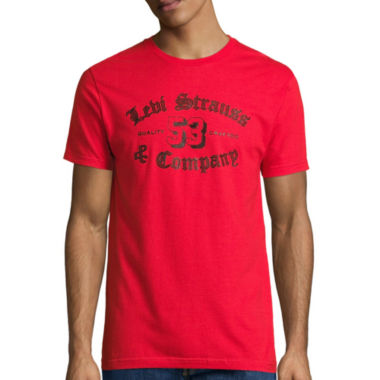 jcpenney.com | Levi's Short Sleeve Graphic T-Shirt