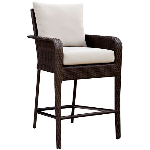 Delta 2-pc. Patio Bar Chairs