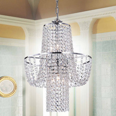jcpenney.com | Warehouse Of Tiffany Charlotte Crystal Chandelier