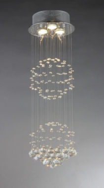 jcpenney.com | Warehouse Of Tiffany Crystal Shower Chandelier