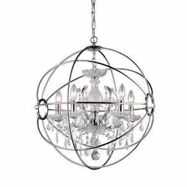 jcpenney.com | Warehouse Of Tiffany Saturn's Ring 16-inch Chandelier