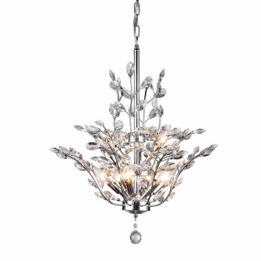 jcpenney.com | Warehouse Of Tiffany Anastasia Leaf Chandelier