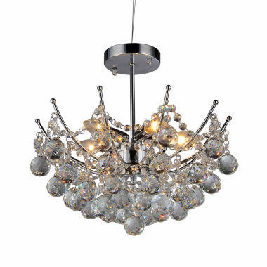 jcpenney.com | Warehouse Of Tiffany Shine Crystal Chandelier