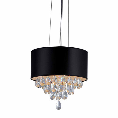 Warehouse Of Tiffany Sophie Crystal Chandelier