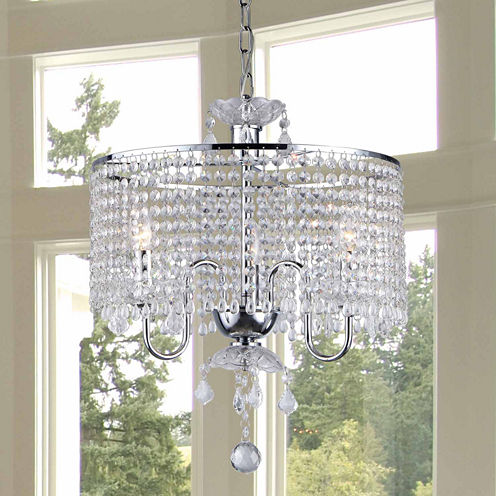 Warehouse Of Tiffany Roma Crystal Chandelier