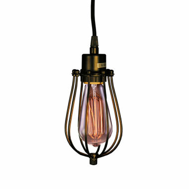 jcpenney.com | Warehouse Of Tiffany Priscilla Single-light EdisonPendant with Bulb