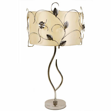 jcpenney.com | Warehouse Of Tiffany Gardenia Table Lamp