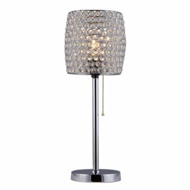 jcpenney.com | Warehouse Of Tiffany Cleopatra 1-light Crystal Table Lamp
