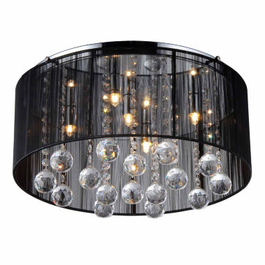 jcpenney.com | Warehouse Of Tiffany Crystal Ceiling Lamp