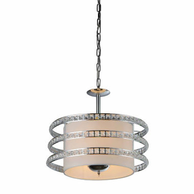 jcpenney.com | Warehouse Of Tiffany Elizabeth Crystal Chandelier