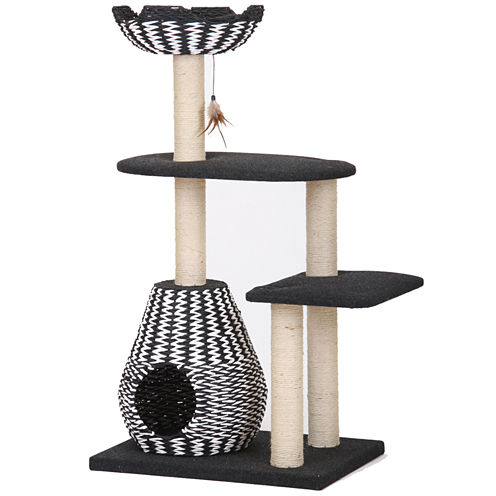 Petpals Ace 49in Perch and Condo Lounger