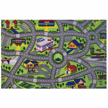 jcpenney.com | Driving Fun Rectangle Accent Rug