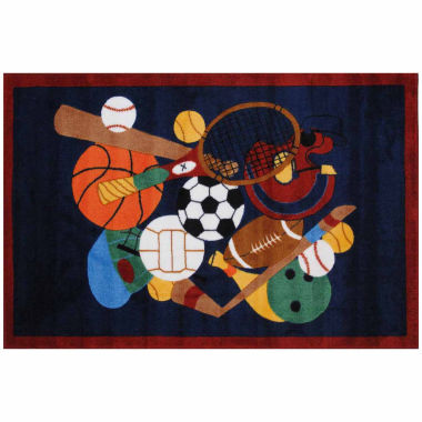 jcpenney.com | Sports America Ii Rectangle Accent Rug