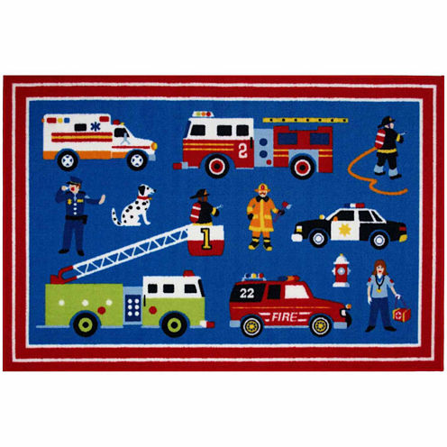 Heroes Rectangular Rugs