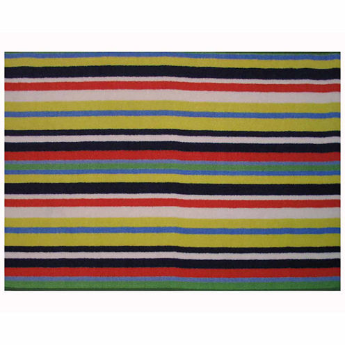 Stripemania Rectangular Rugs