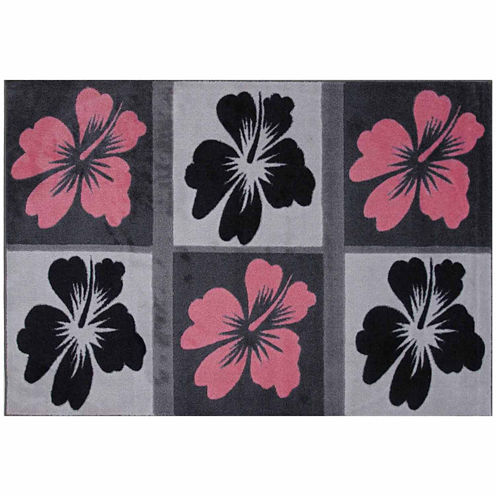 Hula Calm Rectangular Rugs