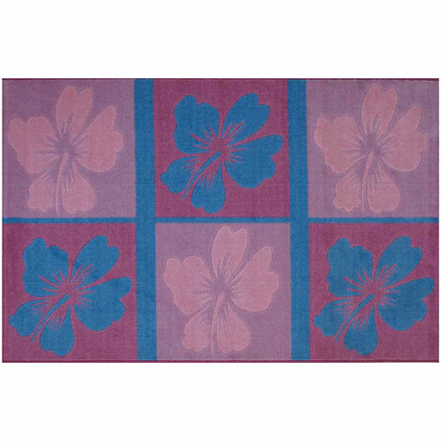 Hula Dream Rectangular Rugs