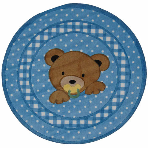 Teddy Round Rugs