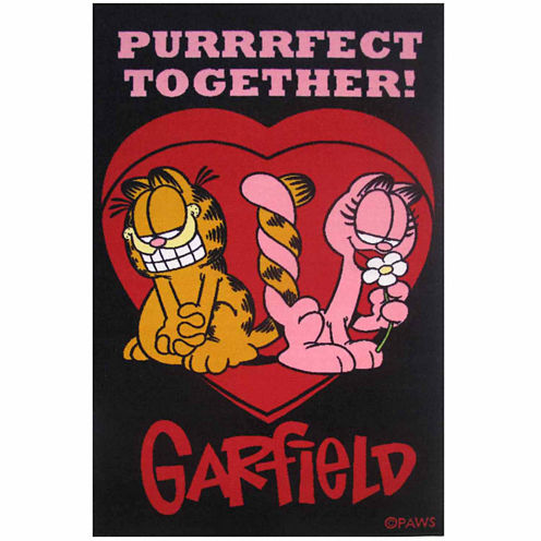 Purrfect Together Rectangular Rugs