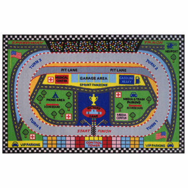 jcpenney.com | Speedway Rectangle Accent Rug