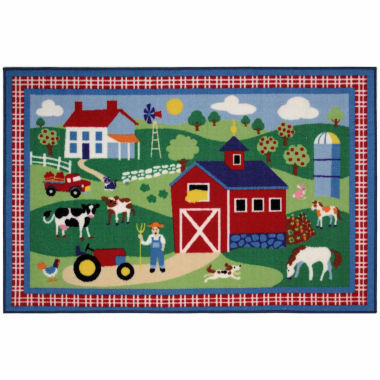 jcpenney.com | Country Farm Rectangular Rugs