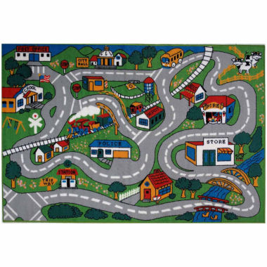 jcpenney.com | Country Fun Rectangle Rugs