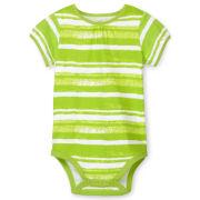 Okie Dokie® Body Suit – Girls newborn-9m
